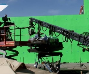 behind the scene, fast and furious, and making the scene image
