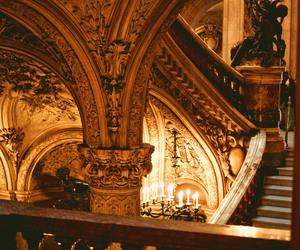 architecture, paris, and opera image