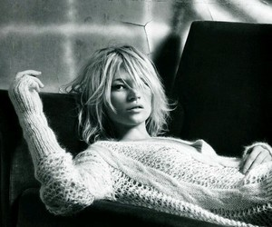 fashion, kate moss, and photography image