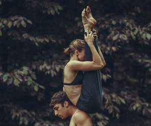 ballet, cool, and couple image