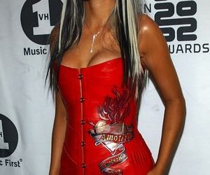 2002, christina aguilera, and grunge image