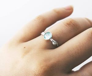 engagement, ring, and engagementring image