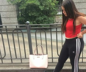 adidas, badass, and pink image