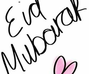 muslim, eid, and eid mubarak image