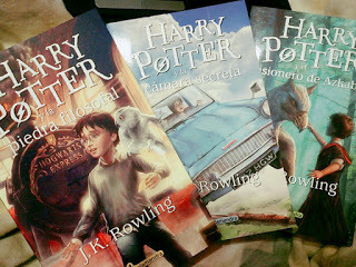 article, blogger, and harry potter image