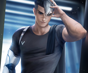 Voltron and shiro image