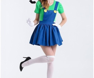 cool, costume, and girls image
