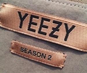 yeezy, fashion, and kanye west image