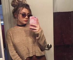 girl, sunglasses, and imbribtw image