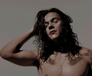 art, Harry Styles, and one direction image