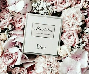 dior, pink, and cute image