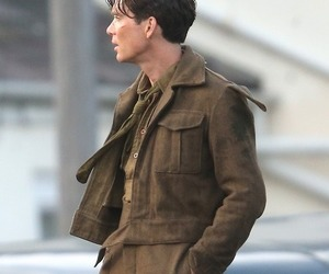 cillian murphy and dunkirk image