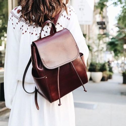 article, backpack, and style image