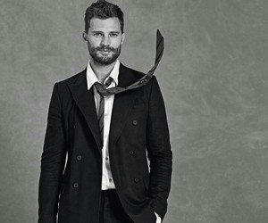 actor, beautiful, and Jamie Dornan image