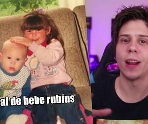youtube, rubius, and youtuber image