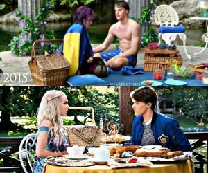beautiful, disney, and picnic image