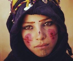 girl and morocco image