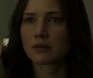 Jennifer Lawrence, mockingjay, and the hunger games image