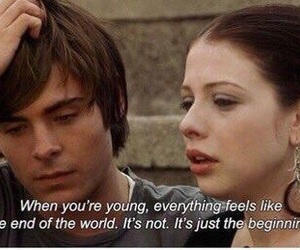 17 again, quotes, and zac efron image