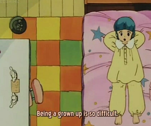 anime and retro image