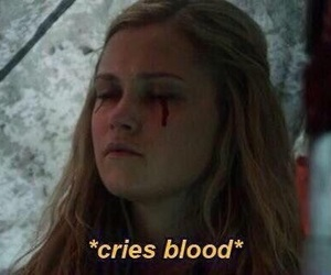 the 100 and clarke griffin image