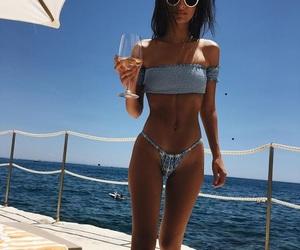 summer, bikini, and body image