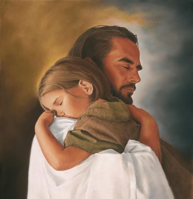 jesus and god image