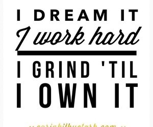 ambition, hustle, and inspiration image