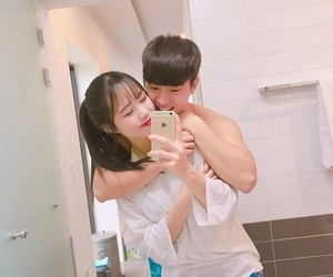 asian, boyfriend, and couple image