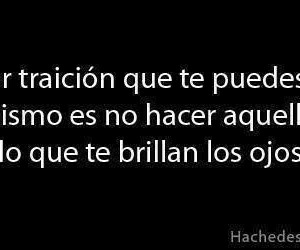 frases and traicion image