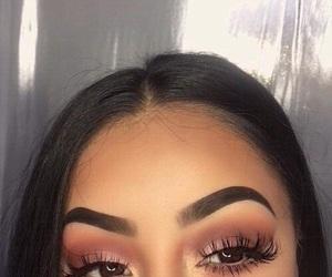beauty, makeup, and mua  image