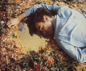 flowers, morrissey, and the smiths image