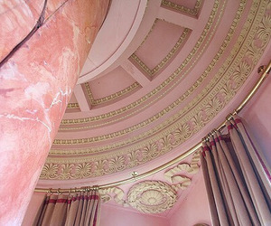 pink, aesthetic, and architecture image
