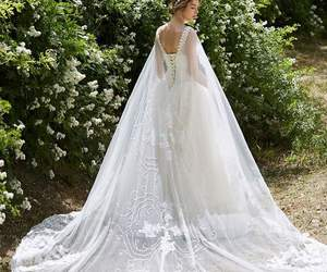 fashion, wedding, and vestidos de novia image