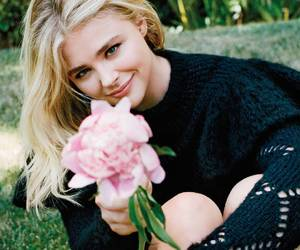 chloe grace moretz, actress, and blonde image