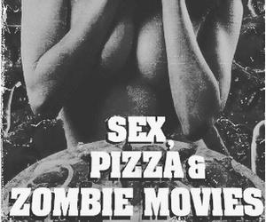 b&w, cinema, and horror image