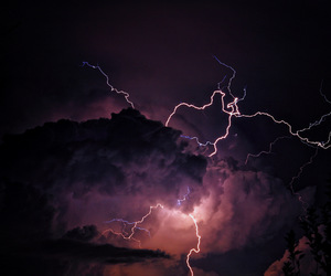 storm, sky, and tumblr image