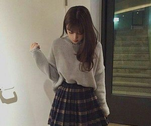 ulzzang, clothes, and style image