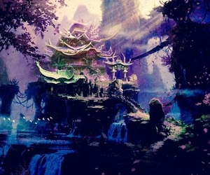 colorful, cool, and fantasy image