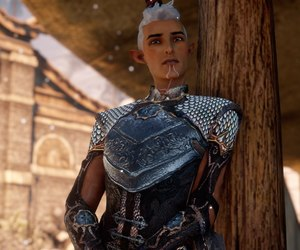 elf, game, and dragon age inquisition image