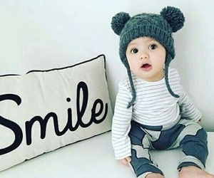 baby, kids, and smile image