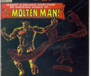 comic books, amazing spiderman, and spider-man image