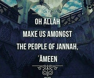 islam, quote, and jannah image