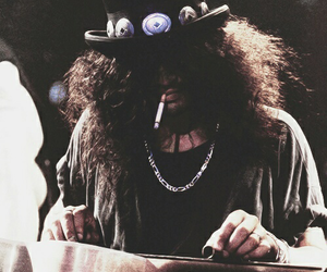 slash and Guns N Roses image
