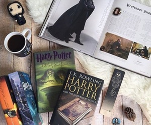 book, harry potter, and aesthetic image