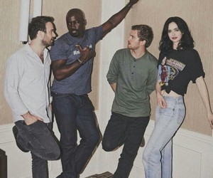 the defenders, daredevil, and Marvel image
