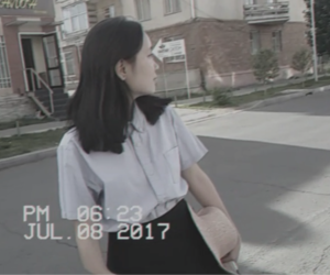 classic, girl, and korea image