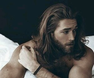 beards, hot men, and sexy image