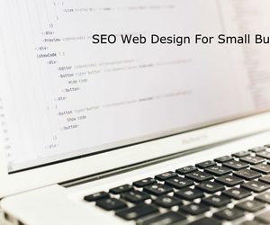 seo web design and redesigning websites image