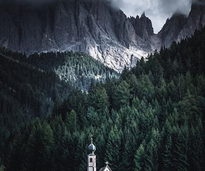 canada, landscape, and mountain image